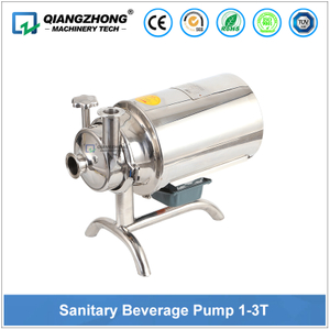 Sanitary Beverage Pump 1-3T