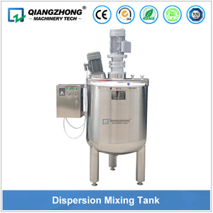 Dispersion Mixing Tank