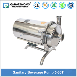 Sanitary Beverage Pump 5-30T