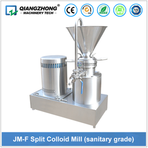 JM-F Split Colloid Mill (sanitary grade)