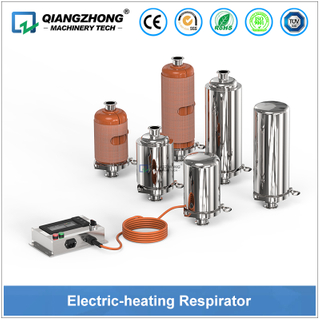 Electric-heating Respirator